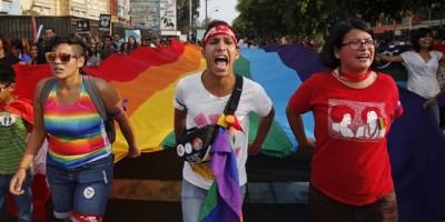 Marcha gay Peru