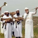 Fotos: En Jerusalén recrean el sacrificio más auténtico en 2,000 años