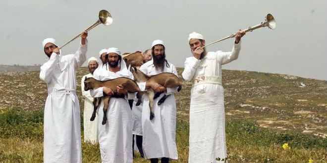Sacrificio Jerusalen