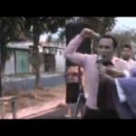 Video: Sacerdote católico desbarata actividad evangélica en Ilopango, Colonia Altavista El Salvador