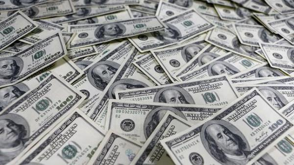 Billetes cien dolares
