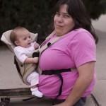 Mujer sin piernas: Los médicos le pidieron abortar, ella dijo NO y Dios le dio su milagro