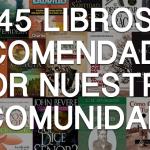 45 Libros cristianos recomendados por la comunidad Restablecidos
