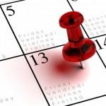 ¿Crees en la mala suerte del viernes 13?