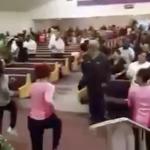 [Video] Iglesia en Jacksonville, EE.UU. promueve un culto al ritmo de Zumba