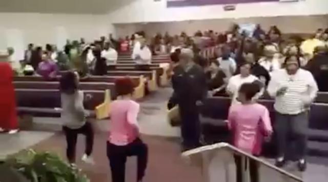 zumba iglesia