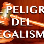 El peligro del legalismo – Gálatas 5:1