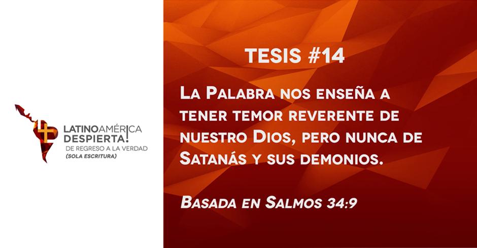 tesis-14-para-la-iglesia-evangelica-de-hoy