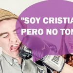 """Soy cristiano pero no tonto"""