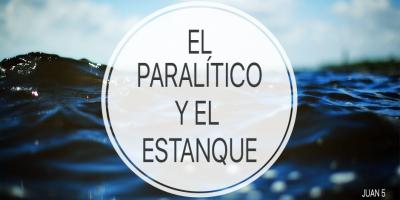 el paralitico y el estanque