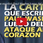[Video] La carta que escribió Paul Washer luego del ataque al corazón