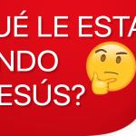 ¿Qué le estás dando a Jesús?