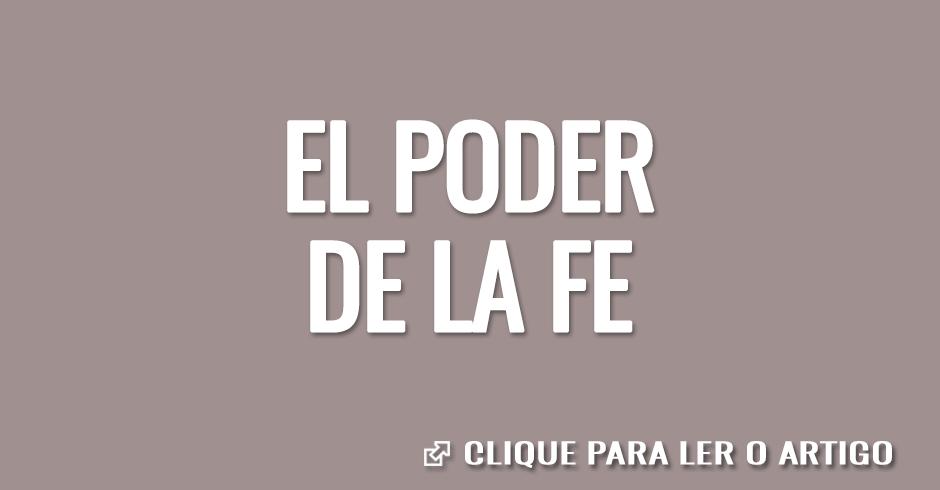 EL PODER DE LA FE 2