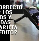 ¿Es correcto cobrar los diezmos y ofrendas mediante tarjeta de crédito?