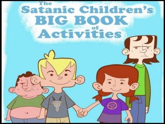 Folleto satanico
