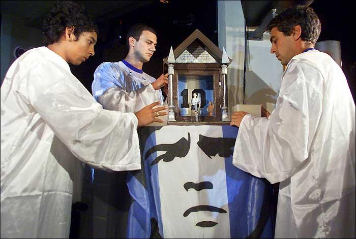 Maradona-Iglesia-Maradoniana-Dios