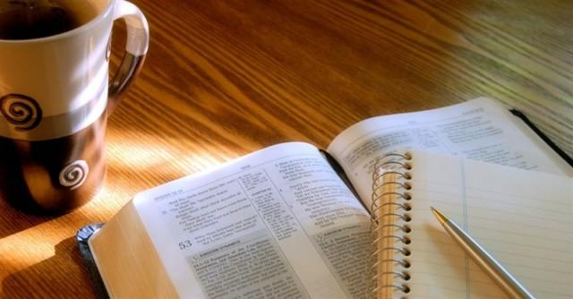 Biblia cafe
