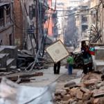 Otro terremoto más sacude Nepal