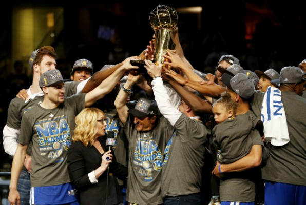 Golden State Campeon