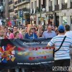 Evangélicos españoles marchan por los cristianos perseguidos