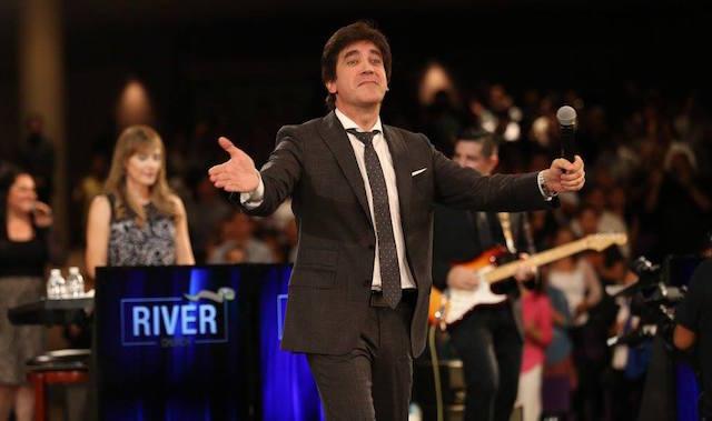 Dante Gebel: Muy rara vez digo que soy pastor o predicador, yo soy actor, productor