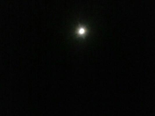 objeto brillante en el cielo