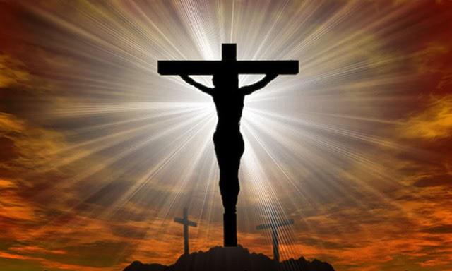 la cruz de jesus