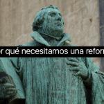 ¿Por qué necesitamos una reforma?