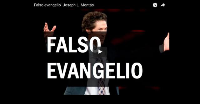 falso evangelio joseph montas