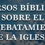 Versículos bíblicos sobre el arrebatamiento de la iglesia