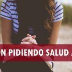 Oración pidiendo salud
