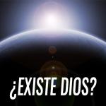 ¿Dios existe?