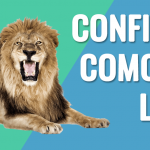 Confiado como un león