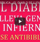 [VIDEO] FRASE ANTIBÍBLICA: ¿EL DIABLO SE LLEVA GENTE AL INFIERNO?