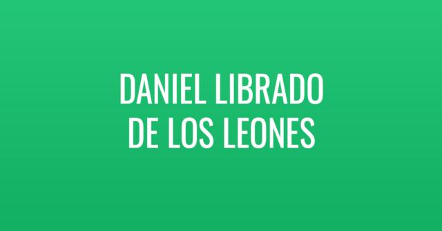 Daniel librado de los leones